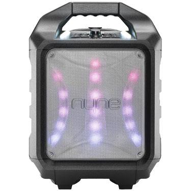 Nyne J50 100W Bluetooth 4.0 Splashproof Speaker Black