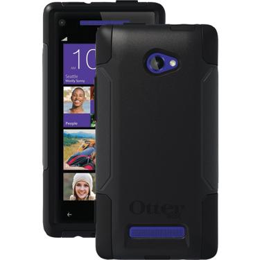 OtterBox HTC 8X Commuter Black/Black