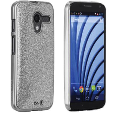 Case-Mate Motorola Moto X Glimmer Silver