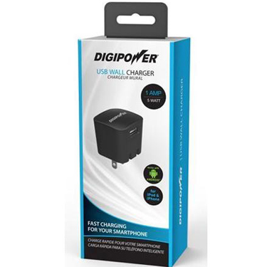 Digipower Wall Charger 1amp