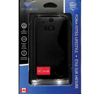 Birdcase HTC One M8 Yin Yang Black Case