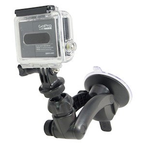 Bracketron GoPro Windshield Camera Mount