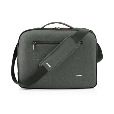Cocoon Graphite 13in Macbook + iPad Briefcase Grey