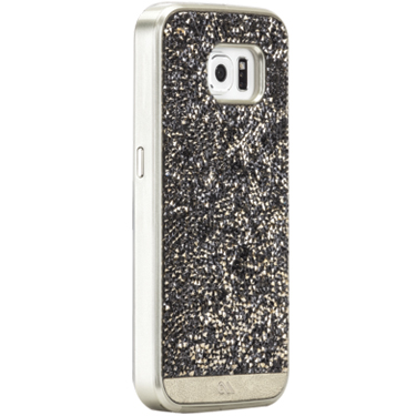 Case-Mate Galaxy S6 Barely There Champagne Brilliance
