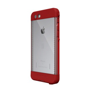 Lifeproof iPhone 6S Nuud Red/Red Campfire