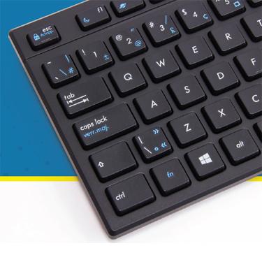 Kensington Keyboard Wired USB English/CDN French Bilingual