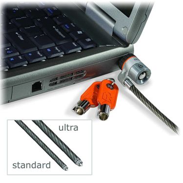 Kensington Lock Microsaver 2.0 Master Keyed Ultra Laptop Lock