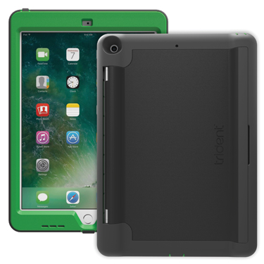Trident iPad 9.7 2017 Academia Bulk Green