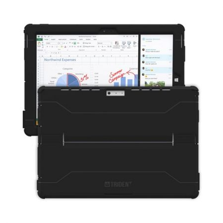 Trident Microsoft Surface Pro 3 Cyclops Black DFS