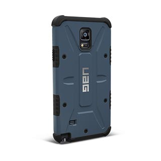 UAG Galaxy Note 4 Aero Slate/Black