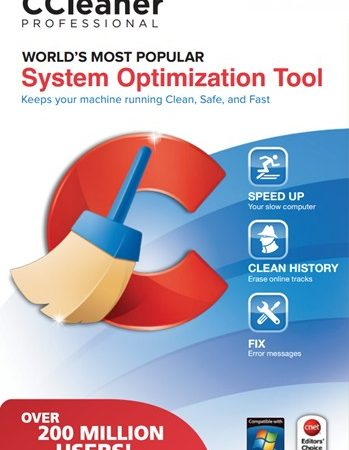 CCleaner Professional OEM 1-User