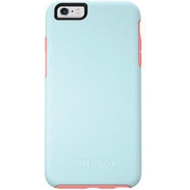 OtterBox iPhone 6/6S Symmetry Light Blue/Pink Boardwalk