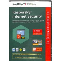 Kaspersky Internet Security 2018 Tech-Bench OEM 1-User BIL