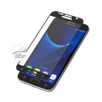Zagg InvisibleShield Galaxy S7 Curve Screen Friendly Glass