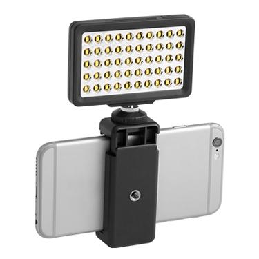 Bower Video Light Clipbridge Mini LED