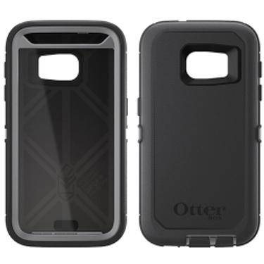 OtterBox Galaxy S7 Defender Grey/Grey Metal