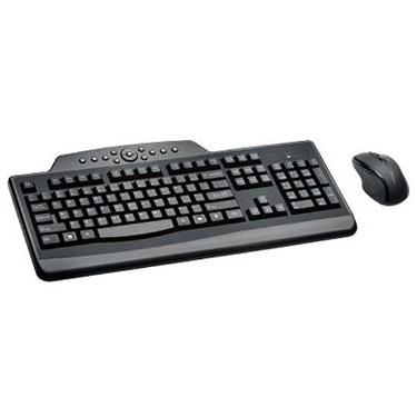 Kensington Keyboard & Mouse Wireless Media Desktop Set
