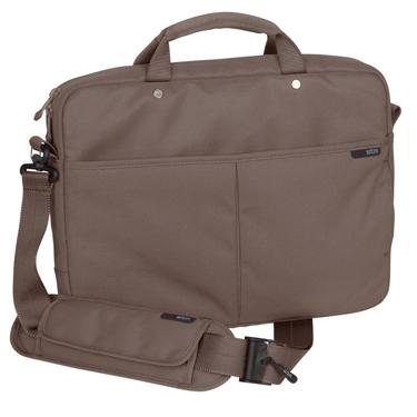 STM Shoulder Bag Slim 11in Mushroom (XS)