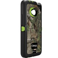 OtterBox HTC One Defender Camo Xtra Black/Green