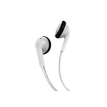 Ecko Dome Earbuds White
