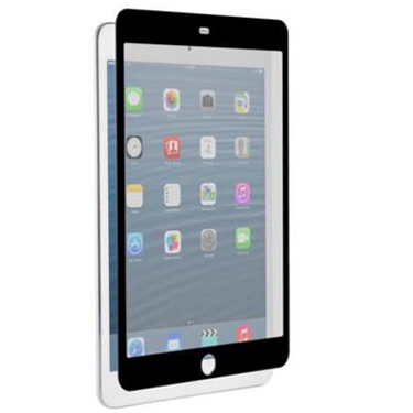 Nitro iPad Mini/Mini-R/Mini 3 Tempered Glass Black Bezel