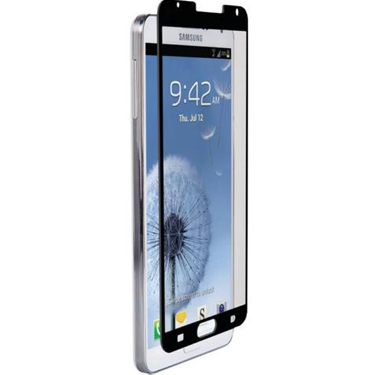 Nitro Galaxy Note 3 Tempered Glass Black Bezel