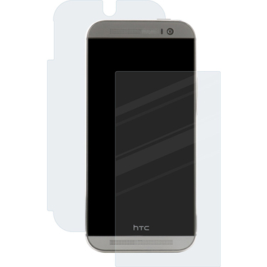 OtterBox HTC One M8 Clearly Protect 360 FullBody Screen Pr