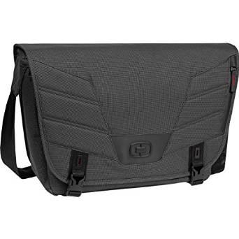 Ogio Laptop Bag Renegade Messenger 13in Black Pindot