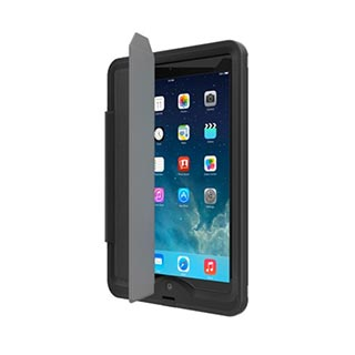 Lifeproof iPad Air Nuud Cover w/Stand Black