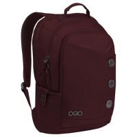 Ogio Women Backpack Soho 17in Wine