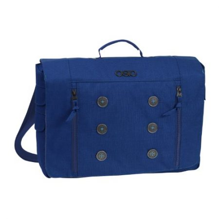 Ogio Women Messenger Midtown 15in Cobalt Blue
