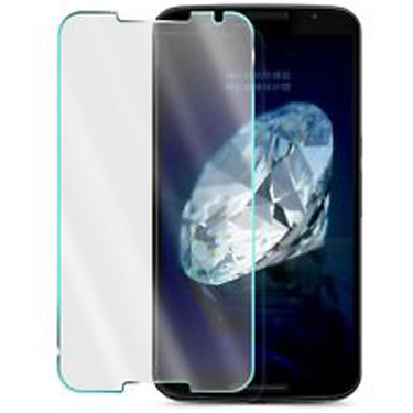 Nitro Google Nexus 6 Tempered Glass Screen Protector Clear