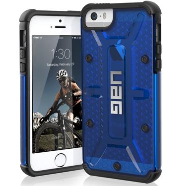 UAG iPhone 5/5S/SE Cobalt Blue/Black