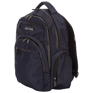 Kenneth Cole Reaction Backpack Proto-Call 17in Navy