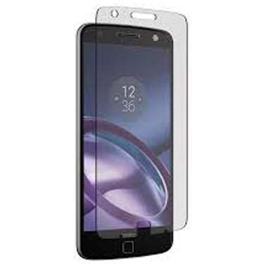 Nitro Moto Z/Moto Z Force Tempered Glass Clear