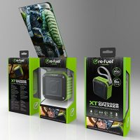 ReFuel Speaker Mono XT IPX5 Outdoor Bluetooth Waterproof