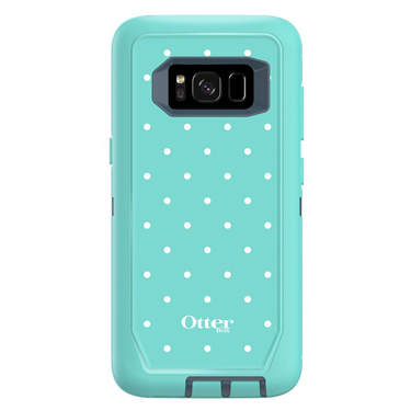 OtterBox Galaxy S8 Defender Graphics Blue/Light Blue