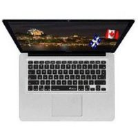 KB Cover MB 12in Ret/ MBPRO 13 French Canadian No Touch Bar