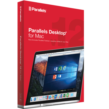 Parallels Desktop 12 for Mac BIL