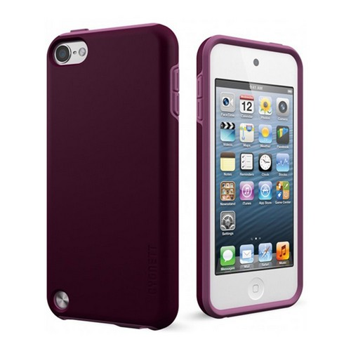 Cygnett iPod Touch 5G/6G PlayUp Dual Case Purple