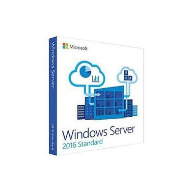 Windows Server 2016 Standard Core OEM 64Bit 16 Core