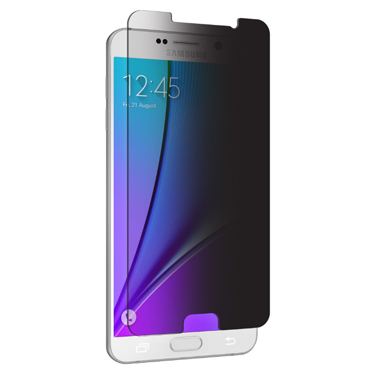 Nitro Galaxy Note 5 Tempered Glass Curved Black