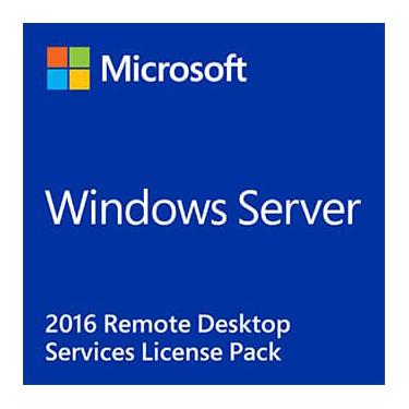 Microsoft Remote Desktop Services 2016 User CAL OLP
