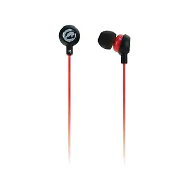 Ecko Chaos 2 Ear Buds Red