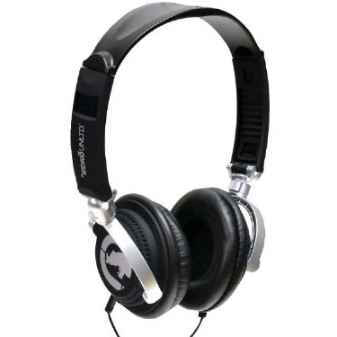 Ecko Motion Noise Reduction Headphone Black/Silver
