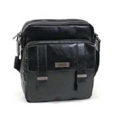 Kenneth Cole Backstreet DayBag w/iPad/Tablet Pocket PVC Black
