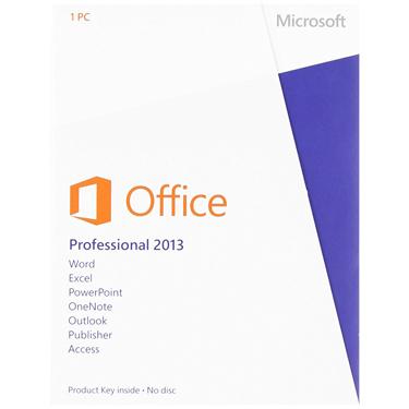 Microsoft Office 2013 Pro PKC