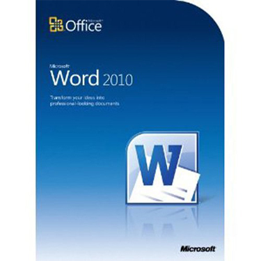 Microsoft Word 2010 Version Francaise