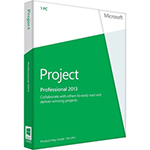 Microsoft Project 2013 Pro Medialess