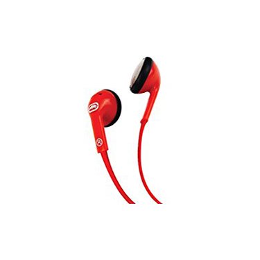 Ecko Dome Earbuds Red